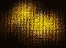 Abstrakt guld- gungebakgrund Royaltyfri Fotografi