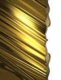 Abstrakt guld- textur med en platta Beståndsdel för design Mall för design kopiera utrymme för annonsbroschyr eller meddelandeinv Royaltyfri Bild