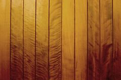 Abstrakt guld- wood texturbakgrund Royaltyfri Bild