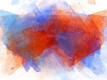 Abstrakt härligt färgrikt på bakgrund för vattenfärgmålningillustration och texturbakgrunden royaltyfri illustrationer