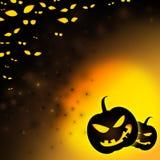 Abstrakt Halloween bakgrund Fotografering för Bildbyråer