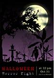 Abstrakt Halloween, szablonu tło zdjęcie royalty free