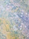 Abstrakt hand tecknad målarfärgbakgrund Arkivbilder
