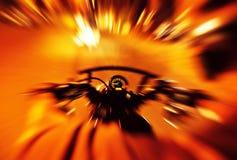 Abstrakt hastighetsbakgrund Arkivfoton