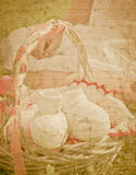 Abstrakt havandeskapbakgrund arkivbilder