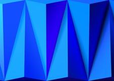 Abstrakt horisontalbakgrund med överlappning Arkivfoton