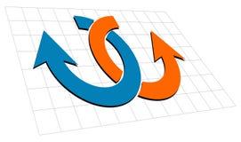 abstrakt illustration stock illustrationer