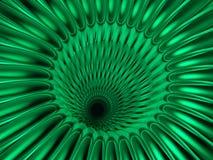 abstrakt illustration 3d royaltyfri illustrationer