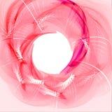 abstrakt illustration Arkivbilder