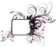 abstrakt illustration Royaltyfri Fotografi