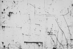 abstrakt illustration Metallbakgrund med rostrost s Royaltyfria Bilder