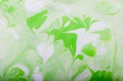 Abstrakt illustration som göras av metoden av akrylfyllning royaltyfri fotografi