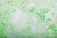 Abstrakt illustration som göras av metoden av akrylfyllning royaltyfri foto