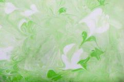 Abstrakt illustration som göras av metoden av akrylfyllning royaltyfria bilder