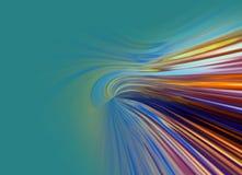 Abstrakt illustrationbakgrund för design Arkivbild