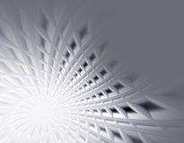 Abstrakt illustrationbakgrund för mjuk teknologi 3d för design Arkivbild