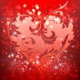 Abstrakt ilustracja piękny kwiecisty kierowy wektor pocałunek miłości człowieka koncepcja kobieta ilustracja Zdjęcia Stock