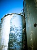 abstrakt industriellt Arkivfoton