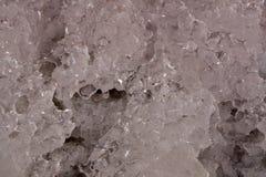 Abstrakt istexturbakgrund Detaljerad bakgrundstextur av is som en textur eller bakgrundstextur av is abstrakt bakgrund Royaltyfria Bilder
