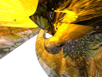 abstrakt jord vektor illustrationer