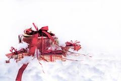 Abstrakt julsammansättning vinter för vektor för snowflakes för blommor för abstraktionbakgrundsblue Royaltyfria Foton