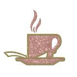 abstrakt kaffe rånar Royaltyfria Foton