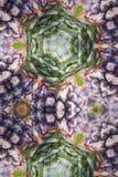 Abstrakt kalejdoskopisk textur Royaltyfri Foto