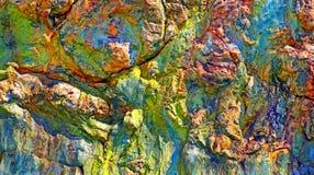 Abstrakt kamienne tekstury Zdjęcia Stock