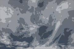 Abstrakt kamouflagebakgrund Royaltyfri Bild