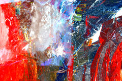 abstrakt kanfas Royaltyfria Foton