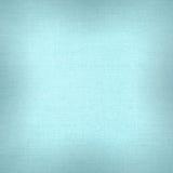 Abstrakt kanfasbakgrund för turkos Arkivfoton