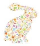 abstrakt kanin Arkivfoto