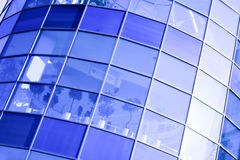 abstrakt kantjusteringsfönster Arkivbild