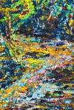 Abstrakt kolor Obrazy Stock