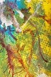 Abstrakt komponujący z ściśniętym powietrzem Obrazy Stock