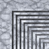 Abstrakt konkret bakgrund för texturväggarkitektur Arkivfoton