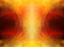 abstrakt konst vektor illustrationer