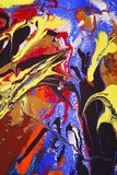 abstrakt konst Arkivbild