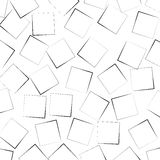 Abstrakt konst som ska användas som geometriska modeller, bakgrunder, texturer stock illustrationer