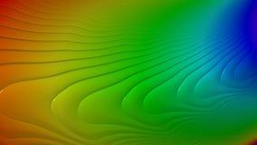 Abstrakt konst texturerade virvlar Royaltyfri Foto