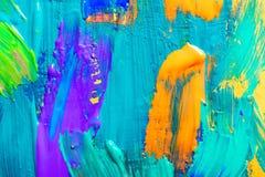 abstrakt konstbakgrund Royaltyfria Bilder