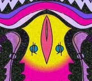 abstrakt konstbakgrund abstrakt diagram stock illustrationer