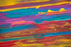 abstrakt konstbakgrund målad bakgrundshand Royaltyfri Foto