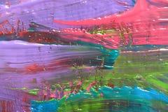 abstrakt konstbakgrund målad bakgrundshand Fotografering för Bildbyråer