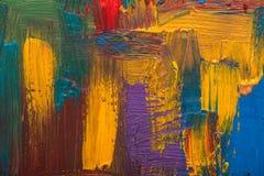 abstrakt konstbakgrund målad bakgrundshand Arkivbild