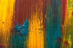 abstrakt konstbakgrund målad bakgrundshand Royaltyfri Bild