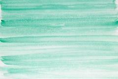 abstrakt konstbakgrund Oljemålning på kanfas grön textur Fragment av konstverk Fläckar av olje- målarfärg Penseldrag av målarfärg royaltyfri foto