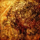 abstrakt konstbakgrundsdiagram Royaltyfri Fotografi