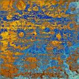 abstrakt konstbakgrundsdiagram Fotografering för Bildbyråer