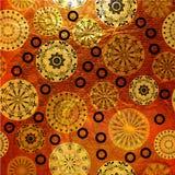 abstrakt konstbakgrundsgrunge Arkivfoton